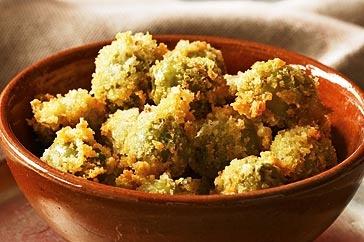 Deep fried olives.... mmmmm