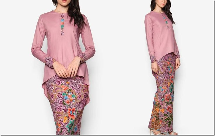 Stop everything, there's a cool modern baju kurung iteration in town! The batik-inspired modern kurung offers both tradition and contemporary style appeal.