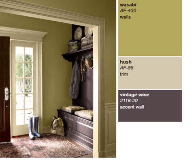 """Kitchen Wall Colors With Cherry Cabinets: """"Modern"""" Wall Color Choice W/ Cherry Cabinets"""