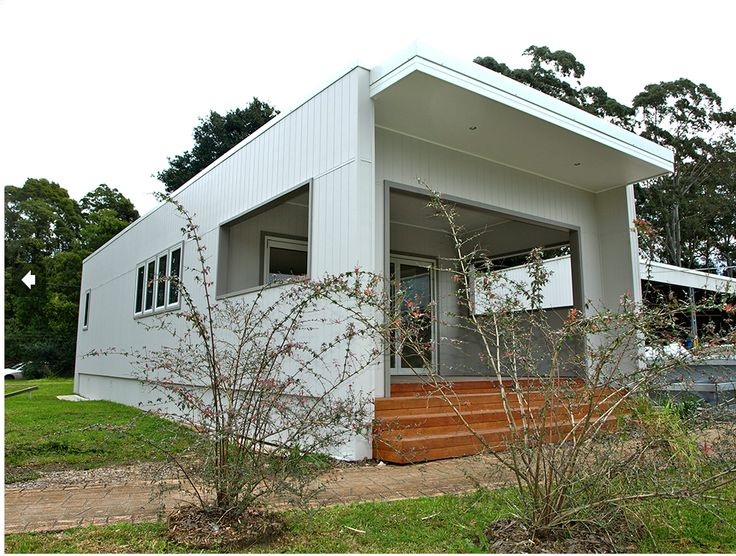 Granny flat build option #1: The prefabricated design