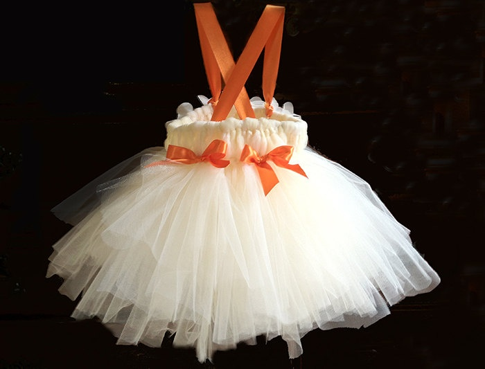 Tutu flower girl dress!: Adorbs, Safe Dresses, Orange Dresses, Dresses 2Dayslook, Hair Styles, Baby Tutu Dresses, Flower Girl Dresses, Dresses Marissamelange, Style Fashion