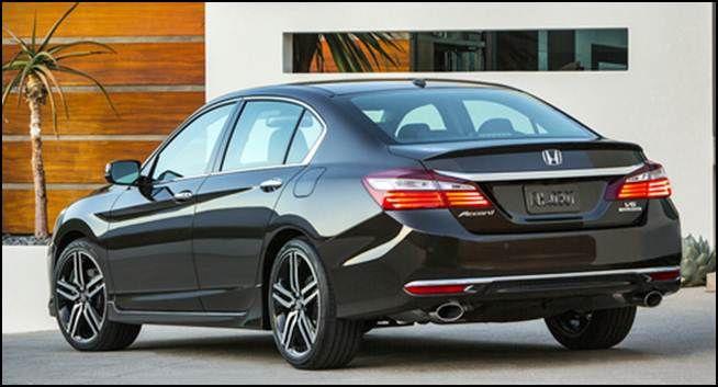 2016 Honda Accord Lx Coupe Price Malaysia