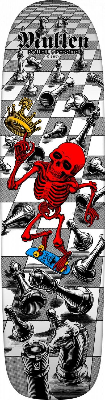 Powell Peralta Bones Brigade Rodney Mullen 9th Series Reissue Skateboard Deck *Pre Order
