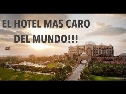 El hotel más caro del mundo! UAE #3