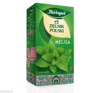 Herbata HERBAPOL Melisa opak.6 | spozywczo.pl http://www.spozywczo.pl/hurtownia-kawy-herbaty