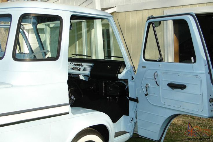1966 Ford Econoline Pick-up Truck  These little trucks are getting hard to find and you won't find one any nicer! 240 Big 6 Cylinder Motor - Runs good Body is in excellent shape New interior with matching tonneau cover Has spray in bed liner   Please email any questions!  On Mar-05-14 at 16:06:13 PST. seller added the following information:I have received numerous questions about