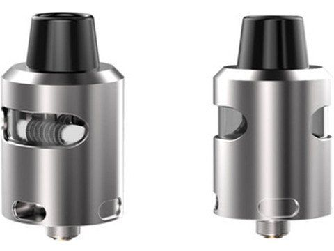 eekVape releases their 24mm Glass Window Tsunami! The Tsunamis top cap now offers a glass window allowing you to view your coils directly to avoid any accidental dry hits. #Vape #eliquid #vapelife #vapor #eciggarette #vapeporn #e-liquid #vapelyfe #ejuice #RDA #coilporn #buildlife