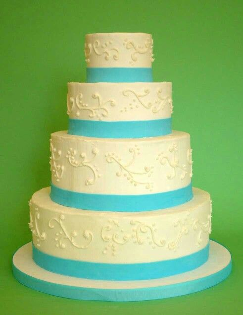 8 best Wedding Cake images on Pinterest | Cake wedding, Weddings and ...