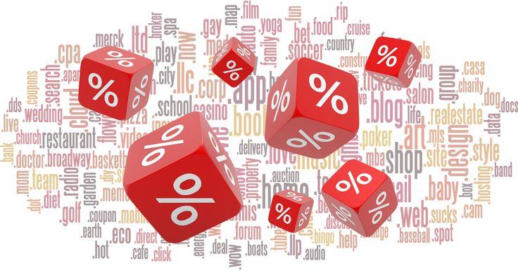 Домены по специальным ценам и срок действия акции.