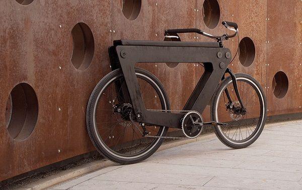 Крутись, колесо: идеальный городской велосипед REVO