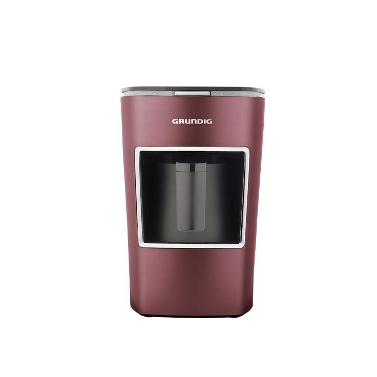 Grundig automatic turkish coffee machine tcm 7610 r claret