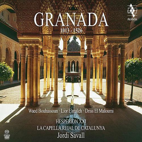 Granada Eterna von Jordi Savall
