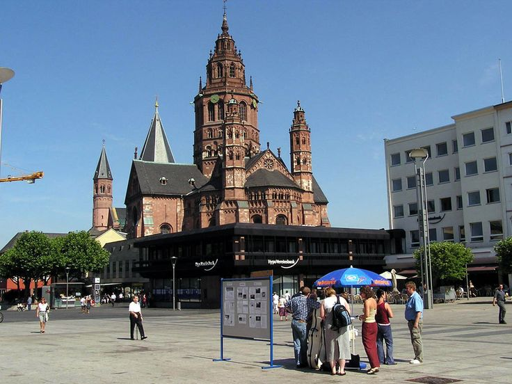 Fancy germany mainz Mainz Cityguide Your Travel Guide to Mainz Sightseeings and
