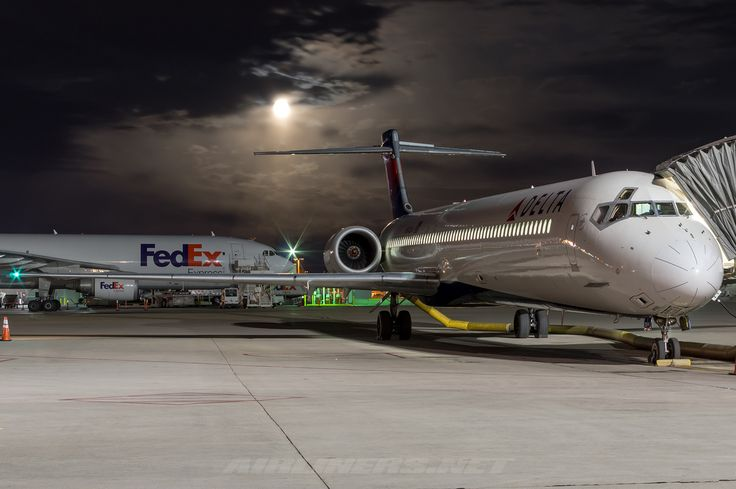 McDonnell Douglas MD-90-30 - Delta Air Lines   Aviation Photo #2838871   Airliners.net