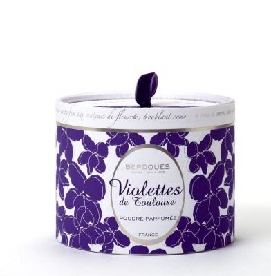 Violettes Poudre Parfumée
