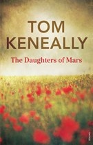 The Daughters Of Mars by Tom Keneally.  Designed by . . .