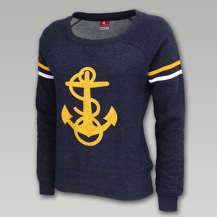 Navy Women's Vegas Boatneck Pullover | Armed Forces Gear | Armed Forces Gear