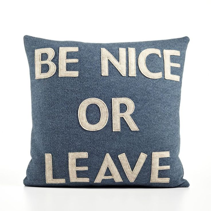 Find This Pin And More On Home Decor:: Pillows By Patkavanaugh50.