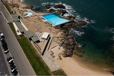 Leça da Palmeira & Barcelona Swimming Pools |Álvaro Siza Vieira|
