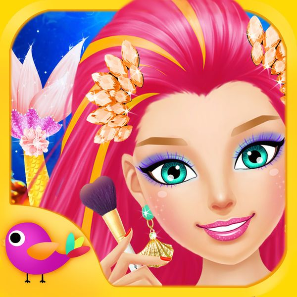 Download IPA / APK of Mermaid Salon  Girls Makeup Dressup and Makeover Games for Free - http://ipapkfree.download/3011/