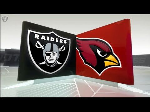 Wᴀᴛᴄʜ Raiders vs Cardinals live stream | NFL games today