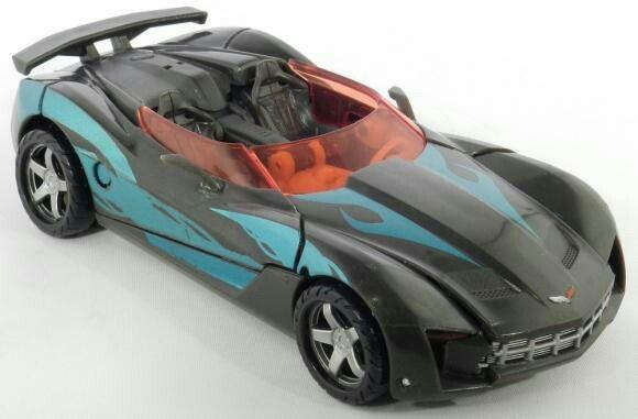 Darksteel car