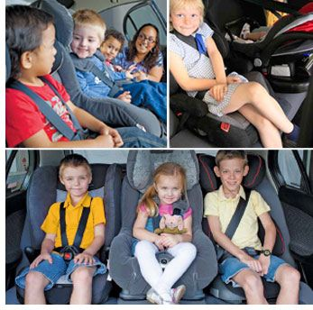 Passenger safety - Children - Staying safe - NSW Centre for Road Safety