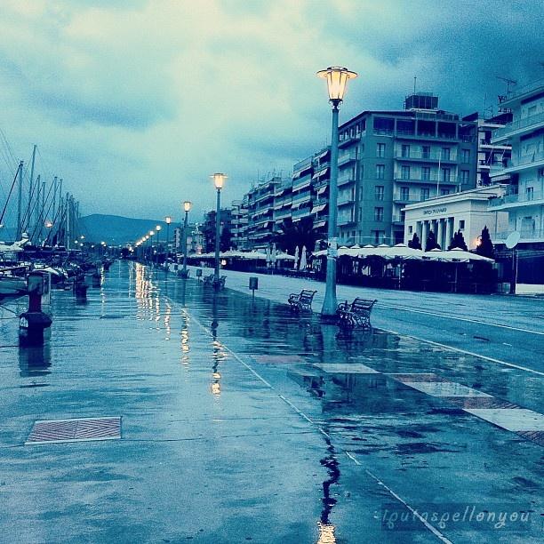 Rainy Mornin'