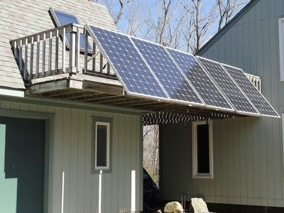 Plug 'n Play Solar Systems Could Give Renters a Renewable Energy Option