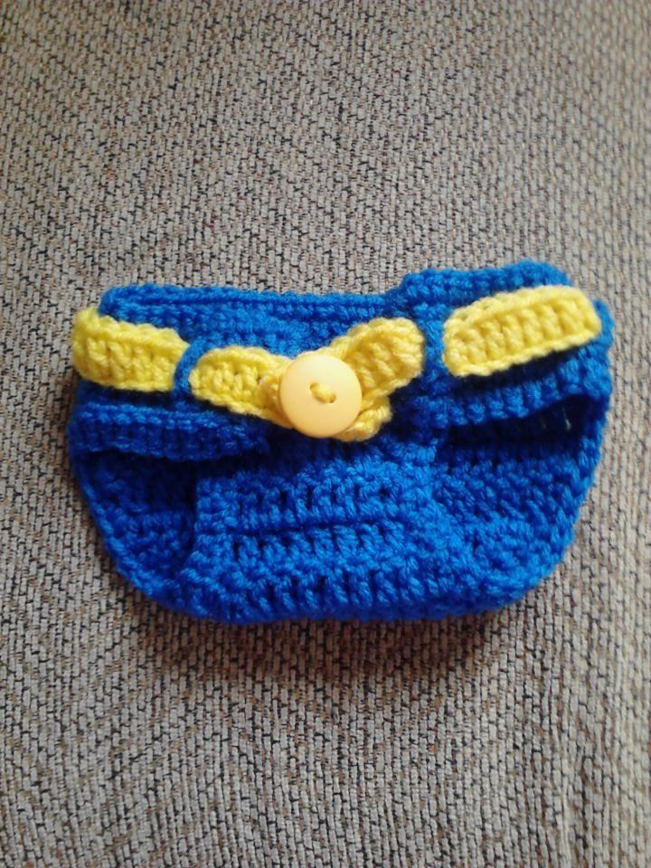 Mommas Crochet : Newborn Diaper Cover crochet Pinterest