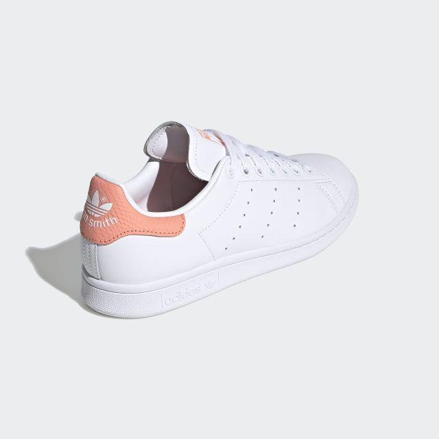 basket adidas avec des grosses lacets femmes