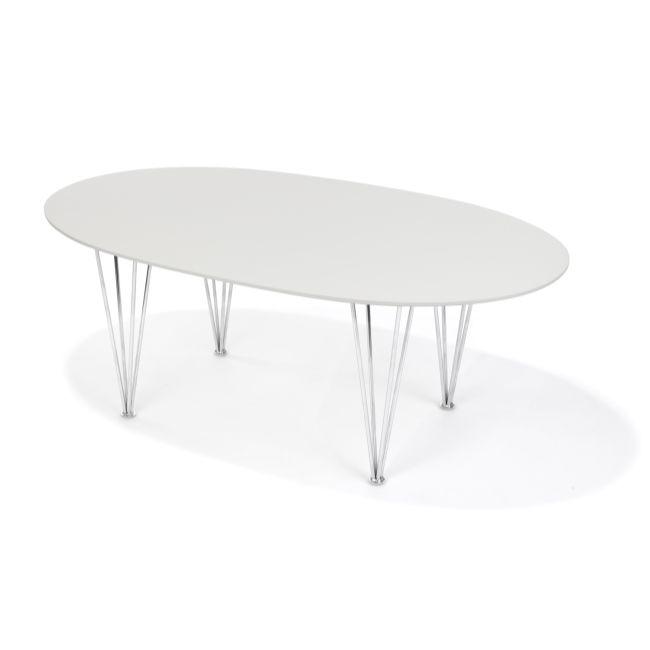 Pisa Matbord, vit 160 cm - TheHome - Möbler online