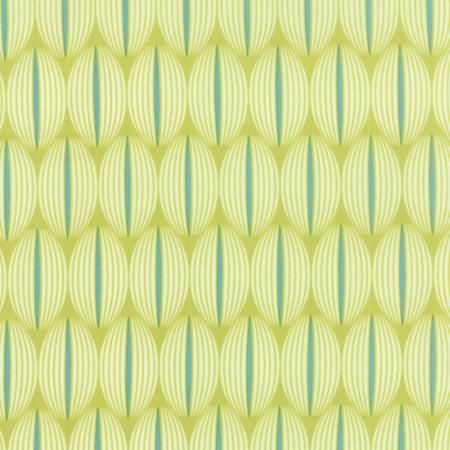 Moda For You Lined Up Apple 1573-18 from Zen Chic // Moda Fabrics on Juberry