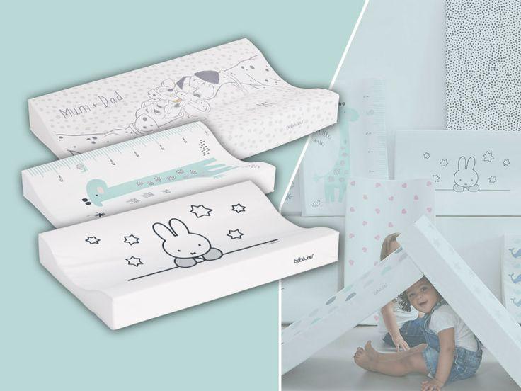 Bebejou Changing Pads - Αφρώδεις Αλλαξιέρες #babycare #bebejou #baby #nursery