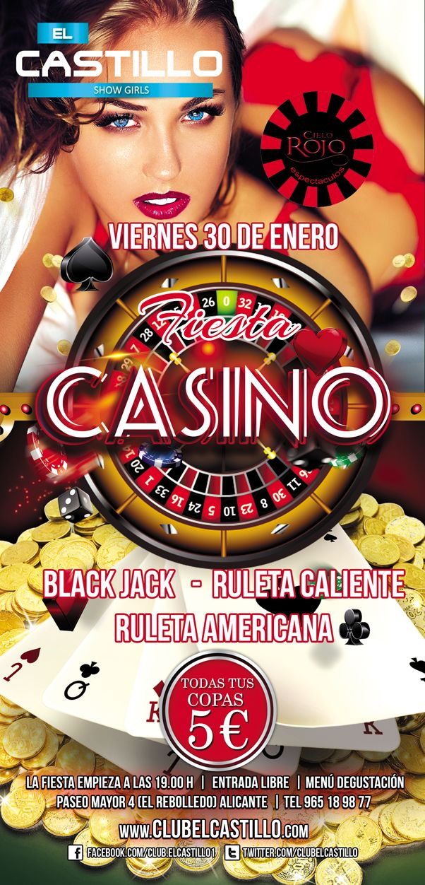 Fiesta Casino 30 de Enero