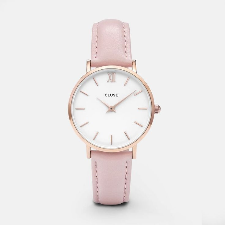 Minuit Rose Gold White/Pink CL30001