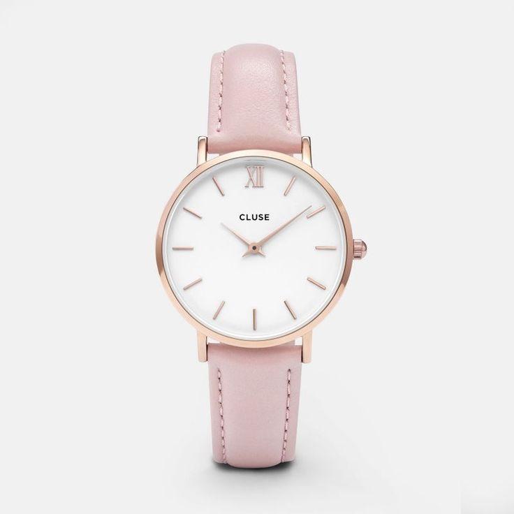 Minuit Rose Gold White/Pink CL30001