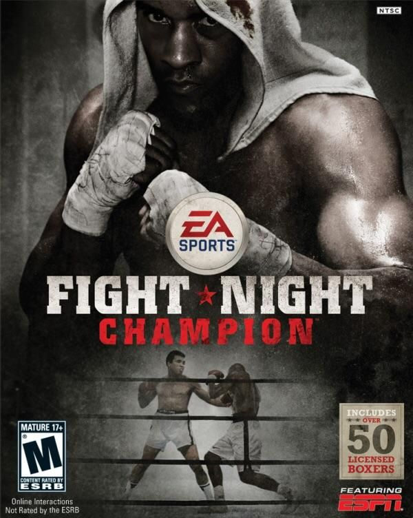 Can EA stop being so blatantly biased and give the fans another boxing game? Whether it's UFC or Fight Night fight fans will buy it.