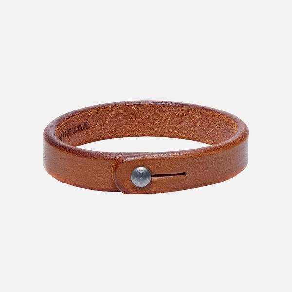 Single Wrap Tan Leather Wristband – HODINKEE Shop