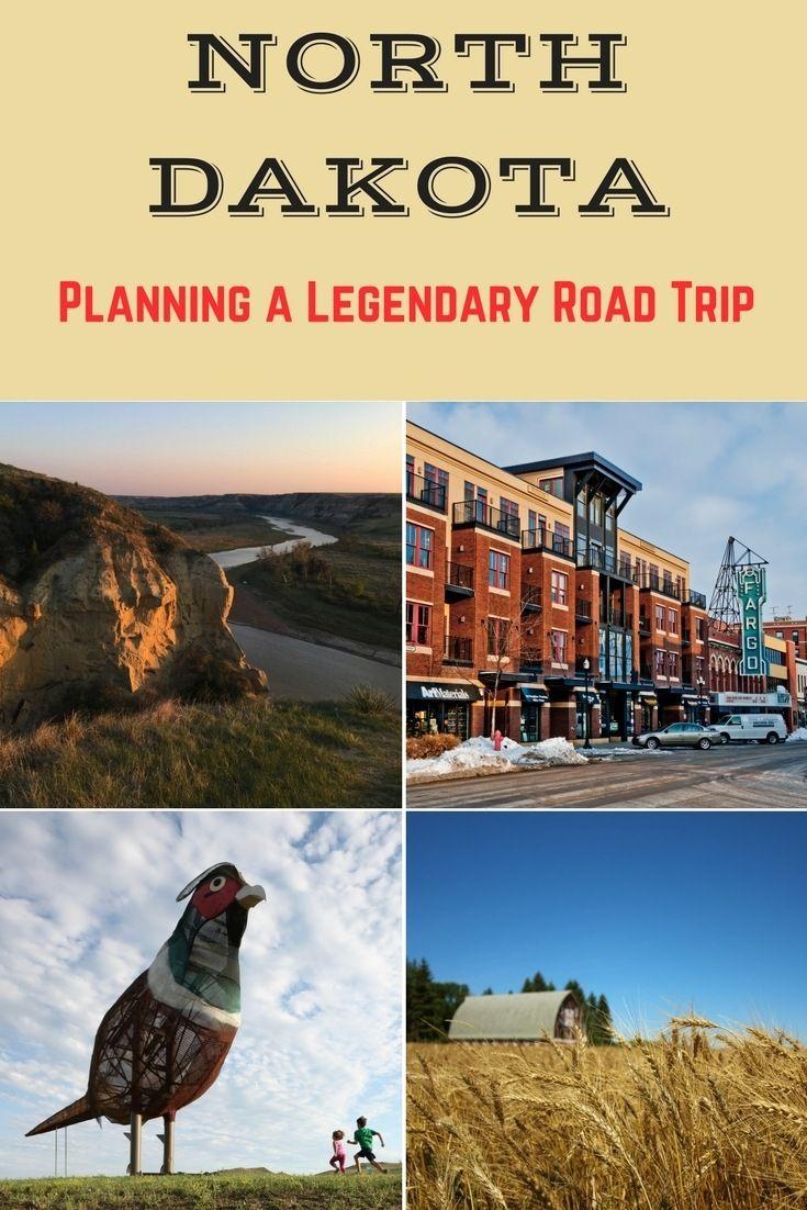 Planning a legendary North Dakota Road Trip | North Dakota, USA