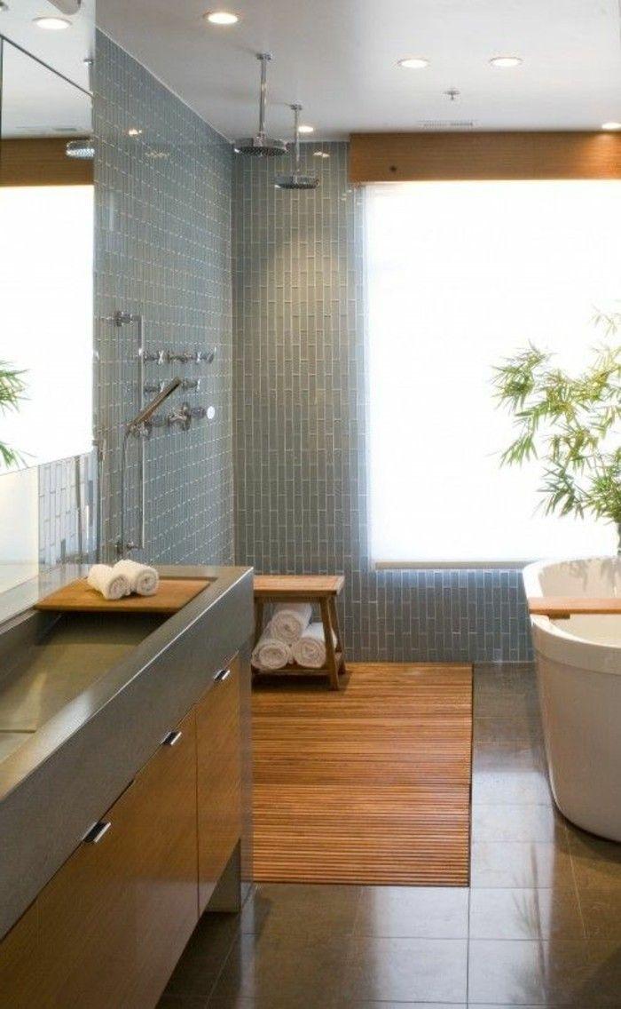 1000 idées sur le thème salle de bain en bambou sur pinterest ...