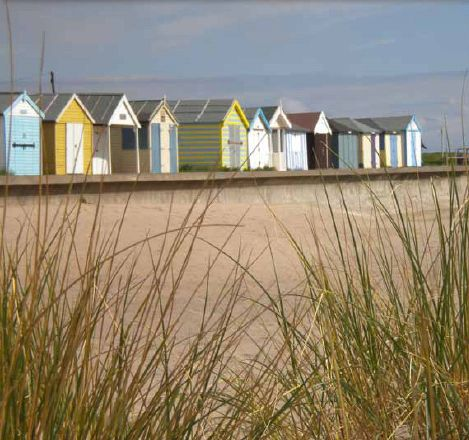 Beach Days - Walks in Lincolnshire | Lincolnshire Coastal Grazing Marshes Project Chapel Point to Anderby Creek