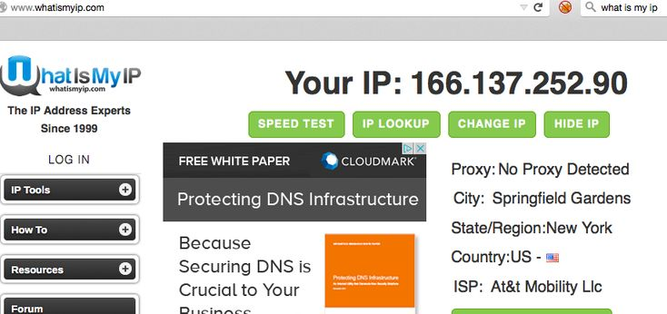 What is My IP, My IP Information, IP Lookup, Internet Speed Test. Find country, city, region, ISP of an IP address just by visiting whatismyip.lol