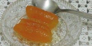 Νερατζάκι γλυκό του κουταλιού