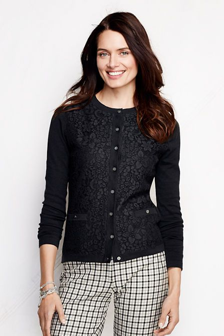 77 best Black Cardigans images on Pinterest | Black cardigan ...
