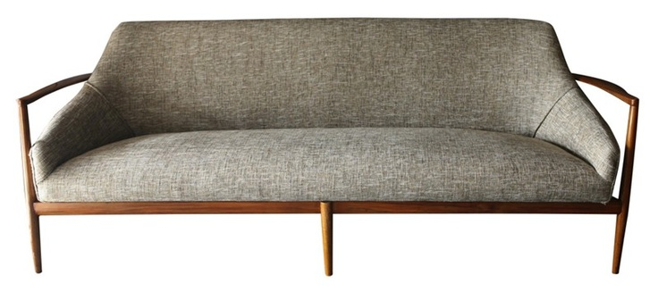 1950's settee: 1950S Sete, Sofas Circa, Clean Line, About 1950S, Midcentury Sofas, Studios Couch, Danishes Modern, Mid Century Sofas, Home Furniture