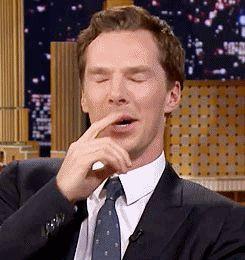 Benedict Cumberbatch - Tonight Show 17th November 2014