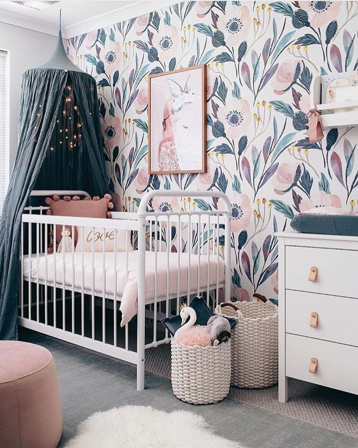 285 best kids decor images on Pinterest Child room, Baby room and