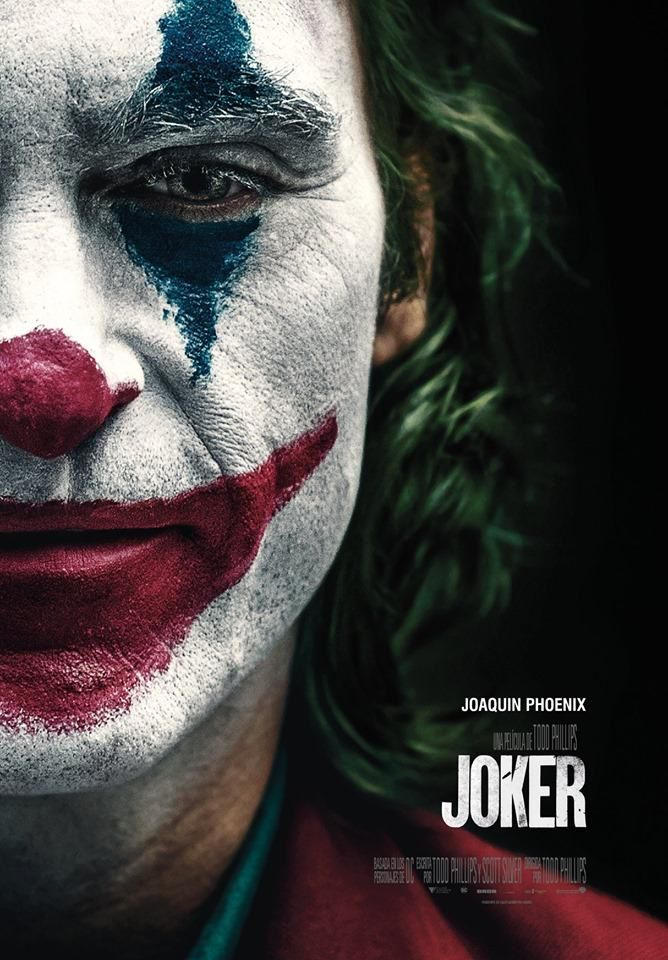 Pin By Cal Bridges On Movie Posters With Images Joker Film
