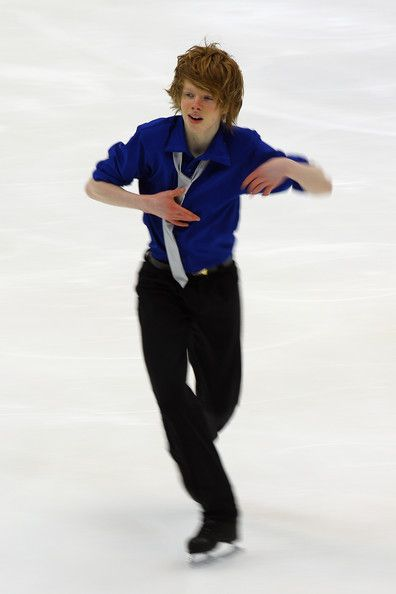 Kevin Reynolds - ISU Four Continents Figure Skating Championships - Day 2